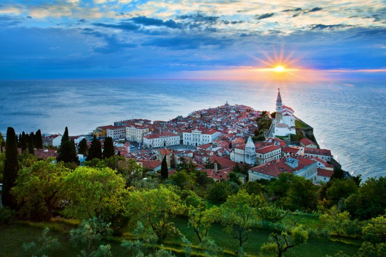 Piran (author: Jošt Gantar)
