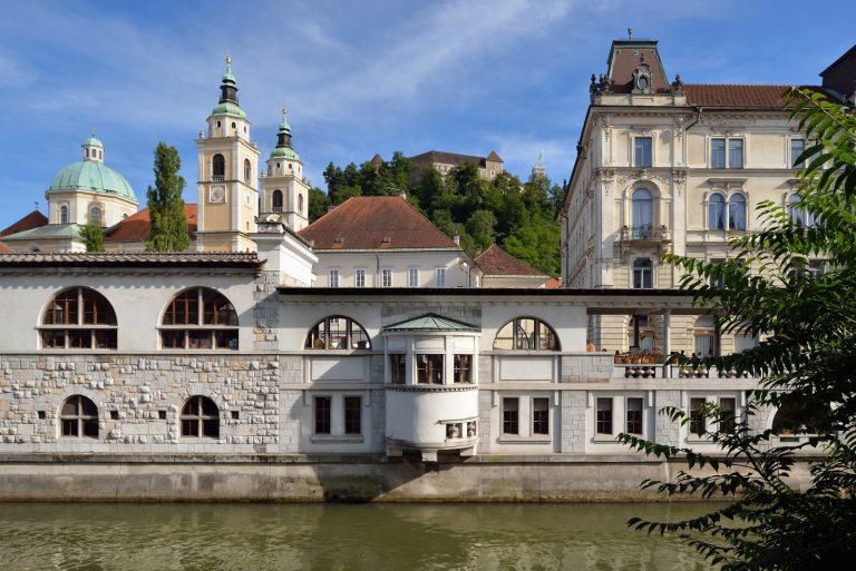 Ljubljana (author: Miran Kambič)